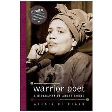 A Biography of Audre Lorde